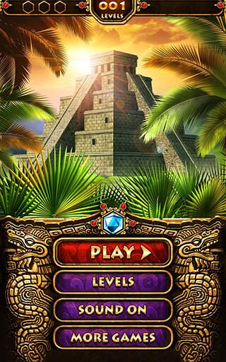 Montezuma Puzzle 2: Free скриншот 2
