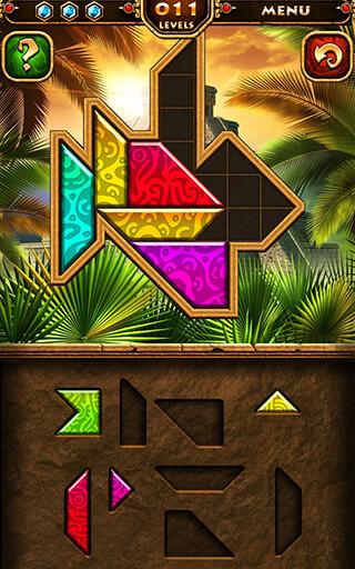 Montezuma Puzzle 2: Free скриншот 4