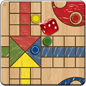 Ludo Parchis Classic Woodboard иконка