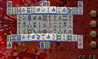 Mahjong Oriental скриншот 2