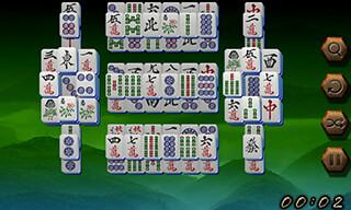 Mahjong Oriental скриншот 3