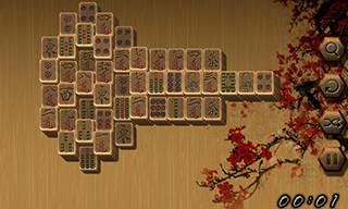 Mahjong Oriental скриншот 4