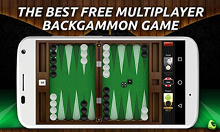 Backgammon: Play Free Online скриншот 1