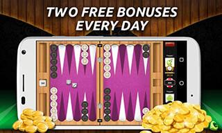 Backgammon: Play Free Online скриншот 2