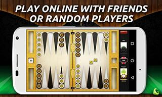 Backgammon: Play Free Online скриншот 3