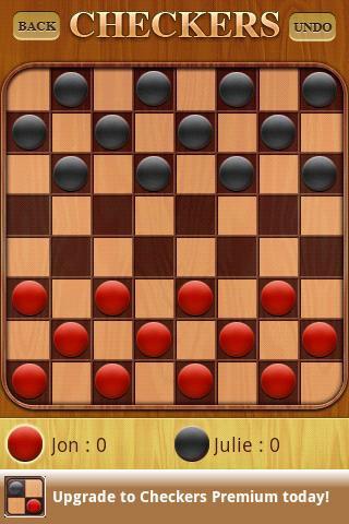 Checkers: Free скриншот 1