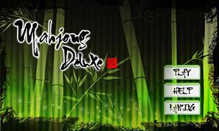 Mahjong Deluxe скриншот 1