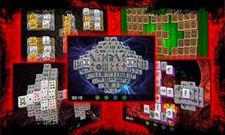 Mahjong Deluxe скриншот 3