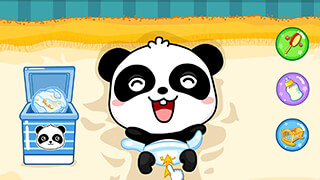 Baby Panda Care скриншот 2