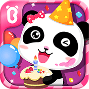 Baby Panda's Birthday Party иконка
