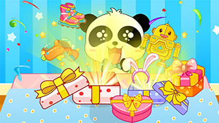 Baby Panda's Birthday Party скриншот 3