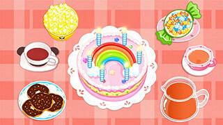 Baby Panda's Birthday Party скриншот 4