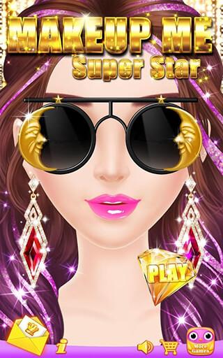 Make-Up Me: Superstar скриншот 1