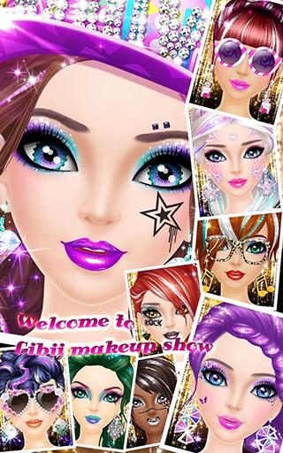 Make-Up Me: Superstar скриншот 3