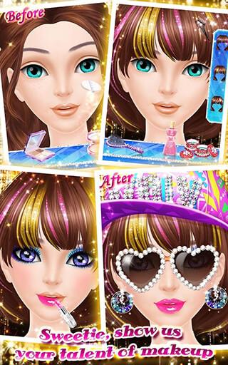 Make-Up Me: Superstar скриншот 4