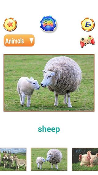 English For Kids: Kids Games скриншот 3