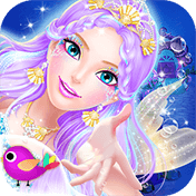 Princess Salon: Mermaid Doris иконка