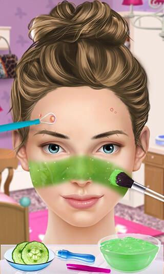 Beauty Salon: Back To School скриншот 1