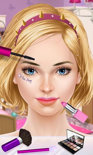 Beauty Salon: Back To School скриншот 2