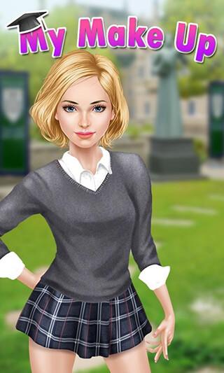 Beauty Salon: Back To School скриншот 3