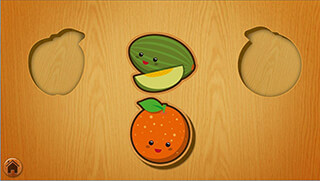 Baby Wooden Blocks Puzzle скриншот 3