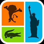 Guess The Shadow: Logo Quiz иконка