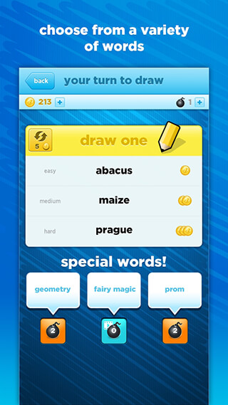 Draw Something: Free скриншот 2