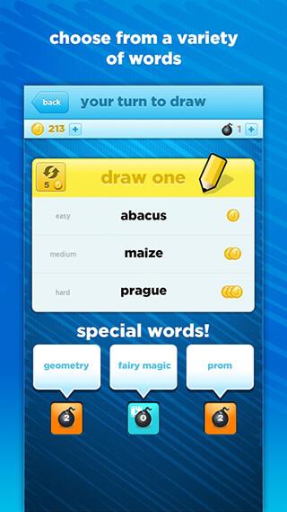 Draw Something: Free скриншот 2