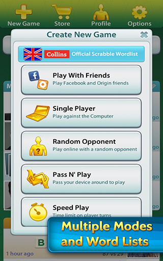 Scrabble скриншот 2