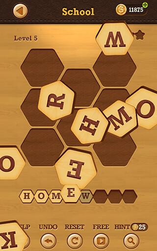 Words Crush: Hidden Themes скриншот 2