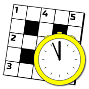 5 Minute Crossword Puzzles иконка