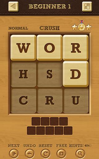 Words Crush: Hidden Words скриншот 1