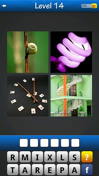 Word Game: 4 Pics 1 Word скриншот 4