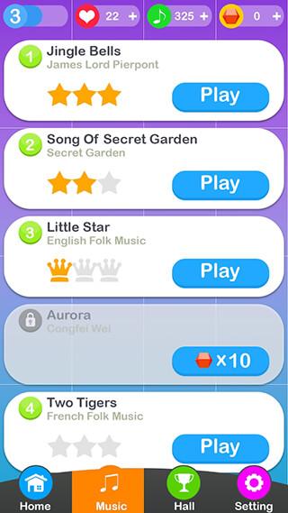 Piano Challenges 2: Magic Tiles скриншот 2