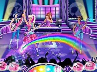 Barbie Superstar: Music Maker скриншот 4