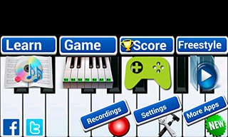 Real Piano Teacher скриншот 1