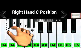 Real Piano Teacher скриншот 3