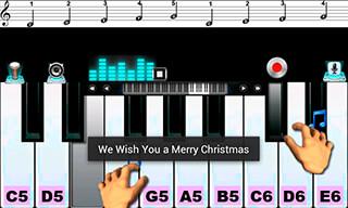 Real Piano Teacher скриншот 4