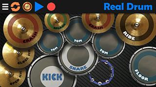 Real Drum скриншот 4