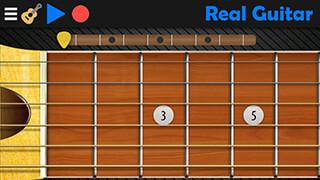 Real Guitar скриншот 2