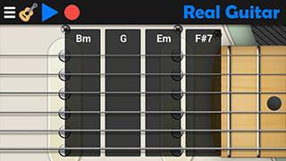 Real Guitar скриншот 3