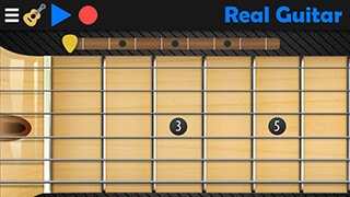 Real Guitar скриншот 4