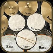 Drum Kit: Drums Free иконка