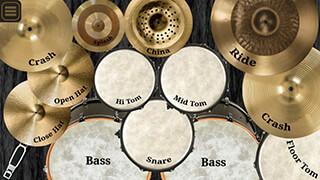 Drum Kit: Drums Free скриншот 1