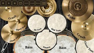 Drum Kit: Drums Free скриншот 3