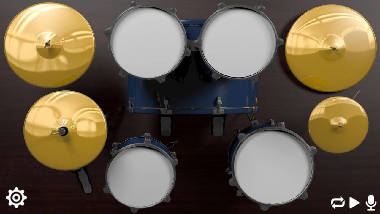 симулятор барабанов apk