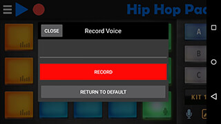 Hip Hop Pads скриншот 4