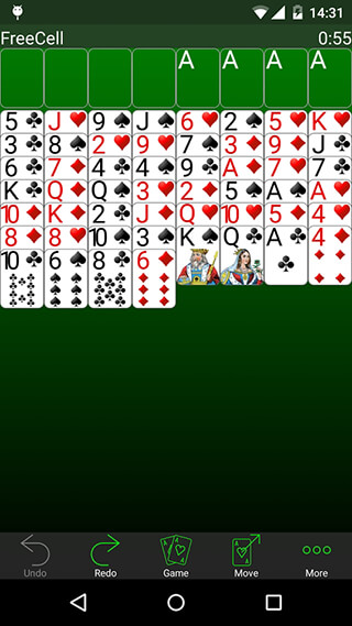 250 Plus: Solitaire Collection скриншот 2