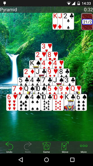 250 Plus: Solitaire Collection скриншот 3