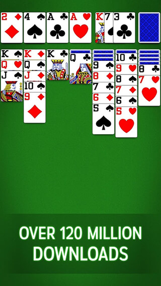 Solitaire скриншот 4